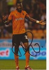 LUPI * TONGO doumbia firmato 6x4 azione photo+coa
