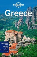 Lonely Planet Greece (Country Guide)-ExLibrary