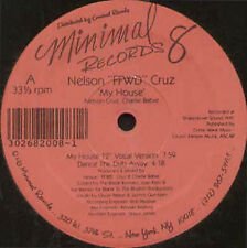 NELSON CRUZ - My House - Minimal - MIN 08 - Usa