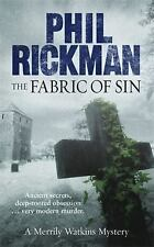 The Fabric of Sin: A Merrily Watkins Mystery Merrily Watkins Mysteries)