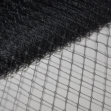 Birdcage Veil Net Hat Trim Netting For Wedding Millinery Birdcage 1 Yard