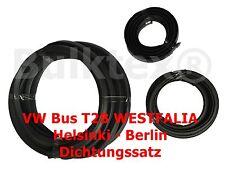 VW Bus T2B WESTFALIA Helsinki Berlin Aufstelldach Dachdichtung Dichtungssatz Neu