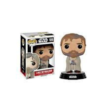 "STAR WARS THE FORCE AWAKENS FINAL SCENE LUKE SKYWALKER 3.75"" VINYL POP FIGURE"