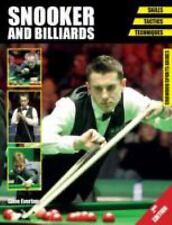 Snooker and Billiards: Skills - Tactics - Techniques (Crowood Sports Guides), Ev