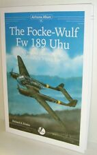 Airframe Album 6 - The Focke-Wulf Fw 189 Uhu      114 Pages        (Book)
