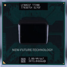 Intel Core 2 Duo Mobile T7200 2.0GHz/4MB/667MHZ Socket M CPU US Free shipping