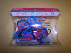 TOYSMITH SWEET TREATS SHAPED RUBBER BANDS PACKAGE OF 12 NEW!!