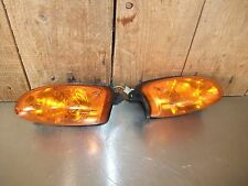 Sym Shark 125 2000 Front Indicators Pair, Flashers, Winkers 3491