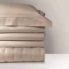 NEW Yves Delorme TRIOMPHE PIERRE brown KING SIZE DUVET COVER 240 X 220  rrp £259