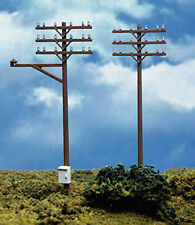 NEW Atlas Telephone Poles HO 775 NIB