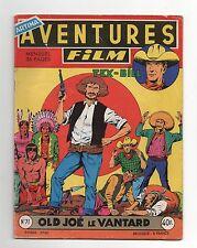 AVENTURES FILM n°71 - Artima 1958