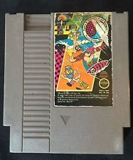 T&C Surf Designs (Nintendo, 1987) NES GAME ! Free shipping ! Classic used cart!