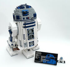 Lego Star Wars 10225 R2D2 sculpture UCS