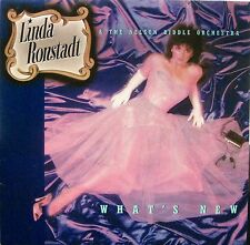 "Linda Ronstadt & the Nelson Riddle Orchestra ""WHAT'S NEW""  Asylum 60260  NM"