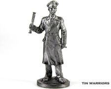 3rd Reich Gross Admiral Tin toy soldiers 54mm miniature figurine metal sculpture