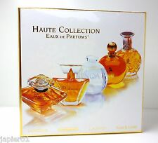 Lancome-Cacharel-Lanvin-Ralph Lauren -Parfum Collection Set