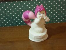DEPT. 56 -2012-ALICE IN WONDERLAND MINI SNOWBABY--CHESHIRE CAT-NEW