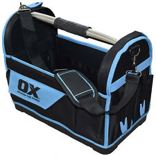 "OX Open Tote Tool Bag 18"" Heavy Duty Professional Toolbag"