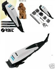Pet Dog Clipper Grooming Trimmer Animal Hair Professional Electric Shaver Kit