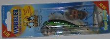 Wobbler mit 7 cm,Länge Floting,Tauchtiefe ca.1Meter Behr barschgrün