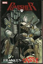 PUNISHER FRANKEN-CASTLE MARVEL 2011 SC GN TPB DARK WOLVERINE 344 PG @ $34.99 NEW