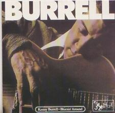 KENNY BURRELL   CD   BLUESIN AROUND