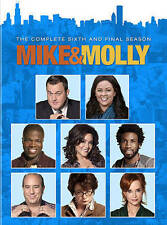 Mike and & Molly: Complete Season 6 DVD/Box Set NEW! Preorder Oct11th Release