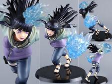 Naruto Shippuden Tsume Xtra Hyuga Hinata Twin Lion Fists Battle Figurine No Box
