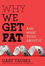Why We Get Fat: And What to Do About It  (NoDust)