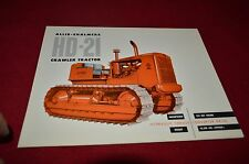 Allis Chalmers HD-21 Crawler Tractor Dealers Brochure YABE11 ver14