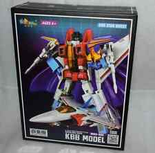 KBB Transformers MP11 Red Spider Red Star F15 aircraft MP-11 with cloak