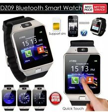 DZ09 Bluetooth Smart Watch For HTC Samsung Android Phone With Camera n SIM Slot