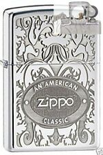 Zippo 24751 american classic Lighter with PIPE INSERT PL