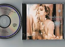 "MADONNA Like A Virgin&Other Big Hits JAPAN 4-track 5"" MAXI CD WPCP-3437 w/PS"