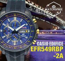 Casio Edifice Infiniti Red Bull Racing Limited Edition Watch EFR549RBP-2A