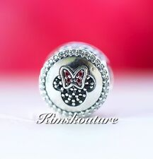 2016 Pandora Limited Edition Mickey & Minnie Sparkling Charm USB796900