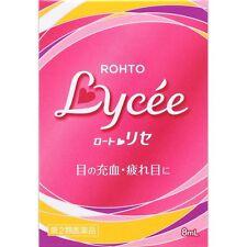 Rohto Lycee Eyedrops 8ml from Japan free shipping