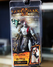GOD OF WAR KRATOS Golden Fleece Armor with Medusa Head 7 Inch Action Figure Toy