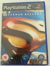 Superman returns pour sony PS2 (new & sealed)