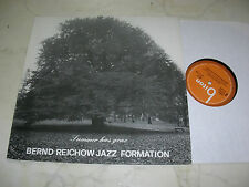 BERND REICHOW JAZZ FORMATION Summer Has Gone *BITON LP 1980*NM*