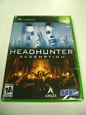 Headhunter: Redemption  (Xbox) BRAND NEW FACTORY SEALED