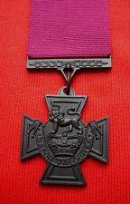 BRITISH ARMY,PARA,SAS,RAF,RM,SBS - (VC) VICTORIA CROSS GALLANTRY MEDAL & RIBBON.