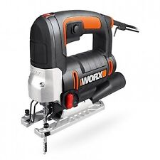 WORX WX478 Jigsaw 90MM, 650W Complete Kit Includes 3 Blades Brand New, Sealed