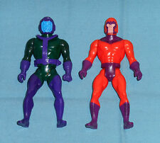 vintage Mattel SECRET WARS LOT #5 Magneto & Kang