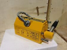 660 Lb Lifting Magnet - Magnetic Lifter 300 KG Lifting Capacity - Magnet Lifter