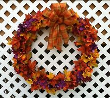 Fall Wreath - Autumn Wreath - Fall Gift - Autum Wreath - Automn Wreath