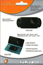 Play On Screen Protectors For Nintendo Ds Lite DSi DSi XL 3DS & PS Vita *New