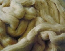Brown Pima Cotton Sliver Roving - 4 Ounces Easy to spin