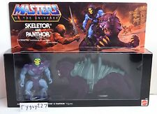 MOTU, Commemorative Panthor & Skeletor, 2 pack, sealed box, MISB, figure, He-Man