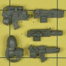 Warhammer 40K Space Marines Deathwatch Kill Team Bolter & Combi Weapon Parts